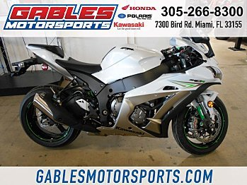 2017 Kawasaki Ninja ZX-10R for sale 200416234
